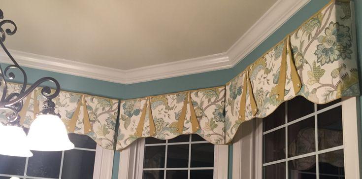 1000 Ideas About Custom Window Treatments On Pinterest