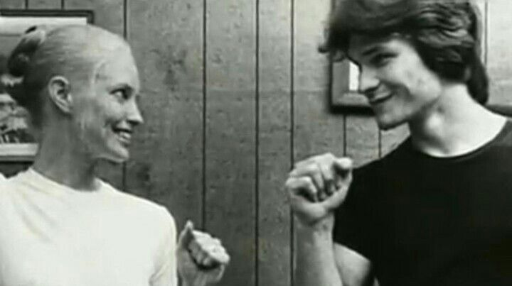Patrick Swayze and his wife Lisa Niemi were 34 years together