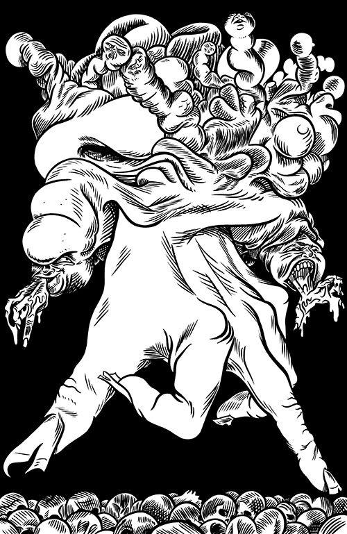 Danse mort