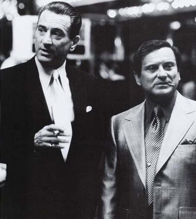 Robert Dinero's and Jo...