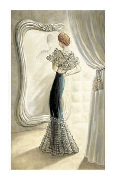 Fashion Mirror Sketch - Bing images