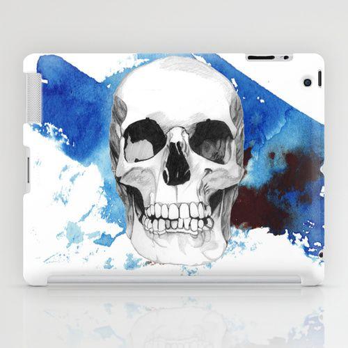 Skull party iPad Case