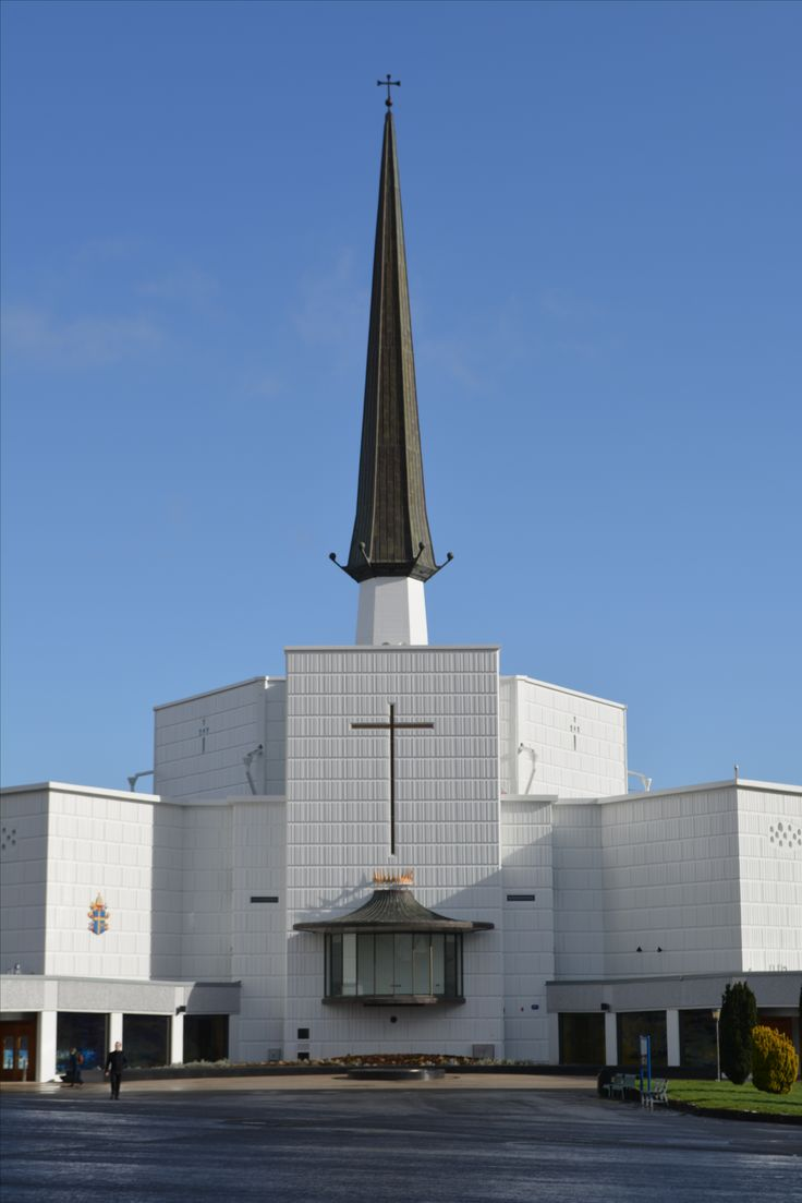 Visited Knock Shrine on the 22nd of February 2017 and took this Photo of the Basillica before I left on the 23rd.