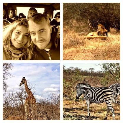 We would like to say thank you to Marten for the wonderful day he gave us. We saw the 4 of the Big Five plus all the other amazing animals that lives in Kruger National Park.