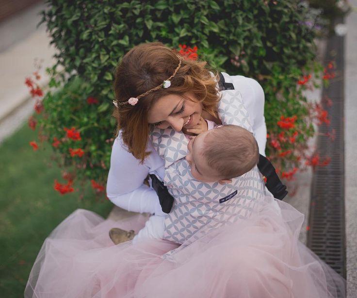 Baby carrier Zaffiro Joy Pink