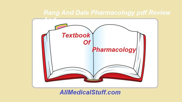 Rang and Dale Pharmacology pdf Review & Download Free Preview