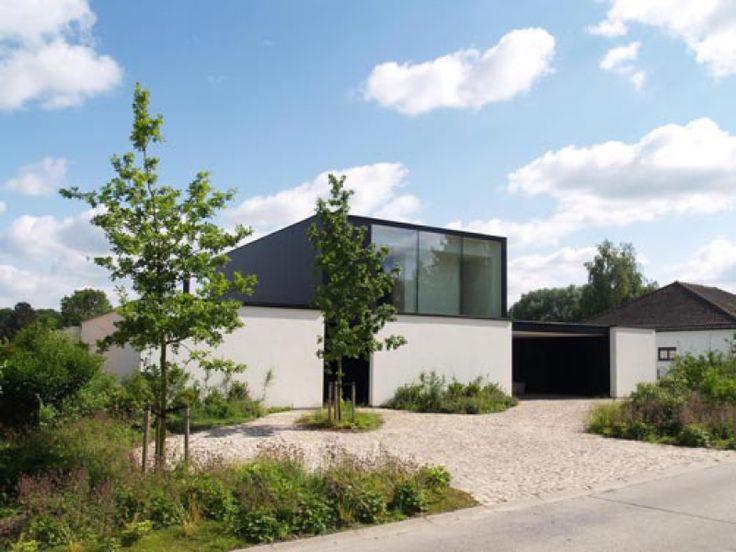villa G | oosterzele - Projects - CAAN Architecten / Gent