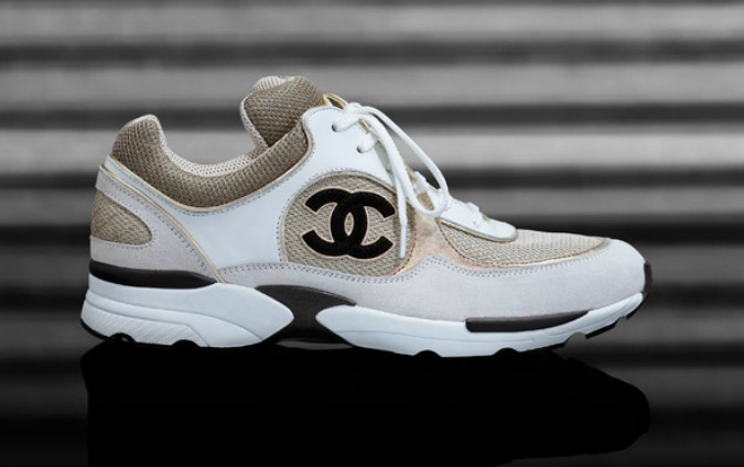 A girl can dream, can't she? Chanel running shoes Cruise 2011/2012 line