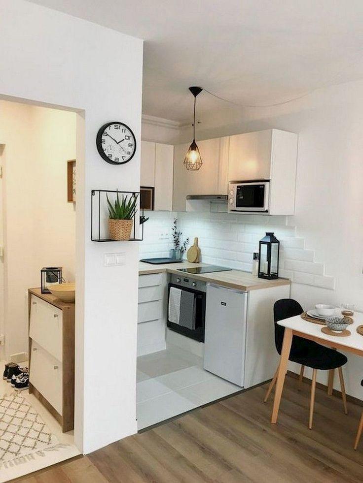 How to Remodel Your Living Room (Dengan gambar) | Dapur ...