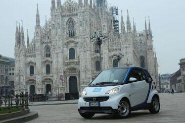 She Motori: car2go :attiva il noleggio in tutta Europa!
