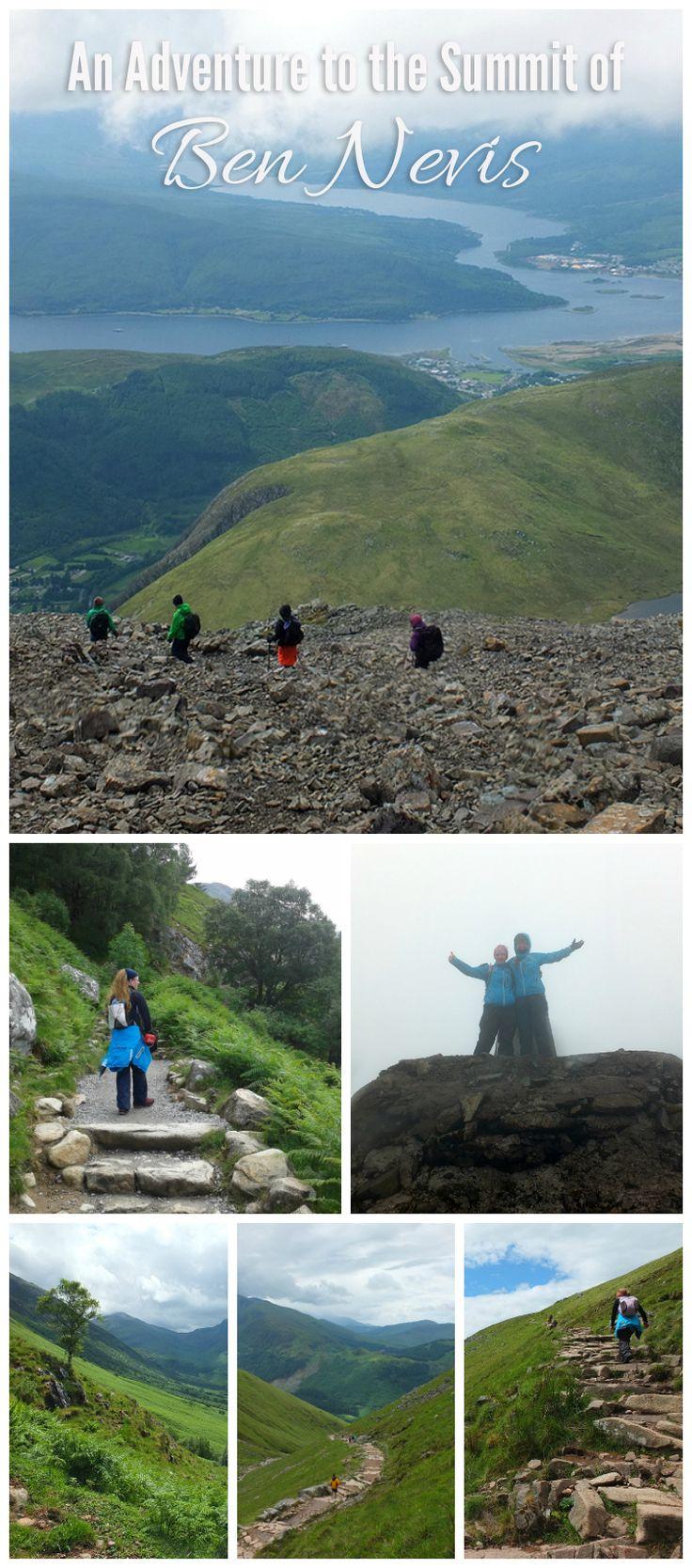 After nine days bikepacking through Scotland we climb to the summit of Ben Nevis, Britain's highest mountain.