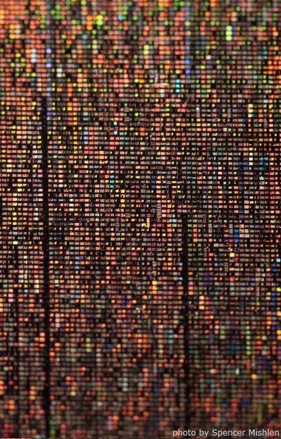 What you are looking at is over 13,000 tiny pages describing over 1,500 languages. To see each page you would need a 500x microscope