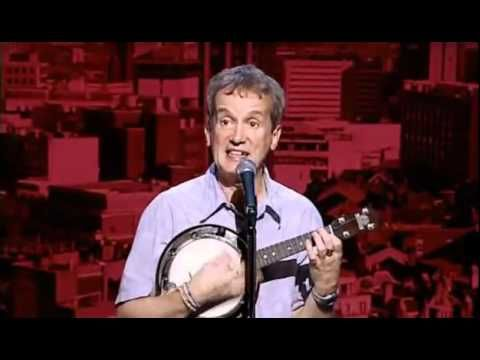 ▶ Frank Skinner - Osama Bin Laden song // written before they found the bugger