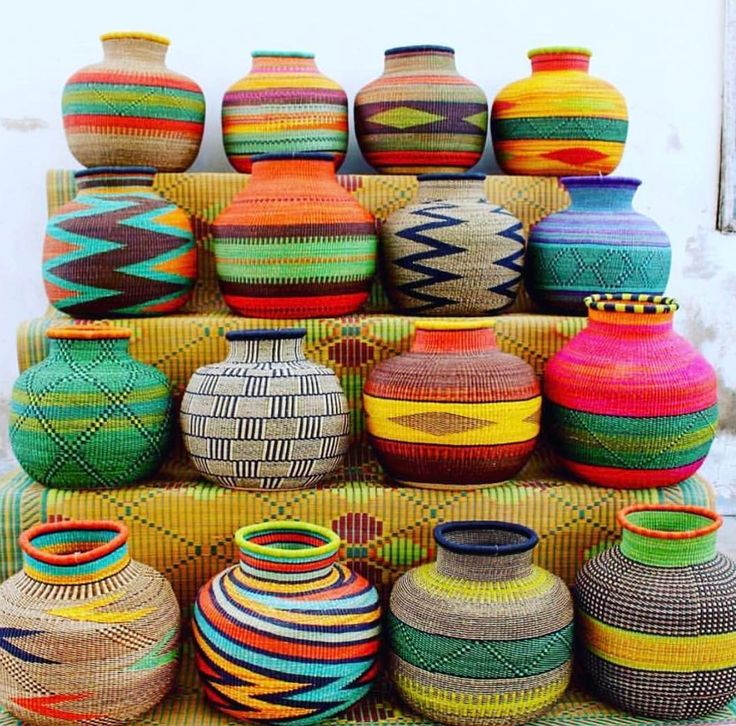 One of a kind, unique handmade baskets available to order now on caravanwestlifestyle.com