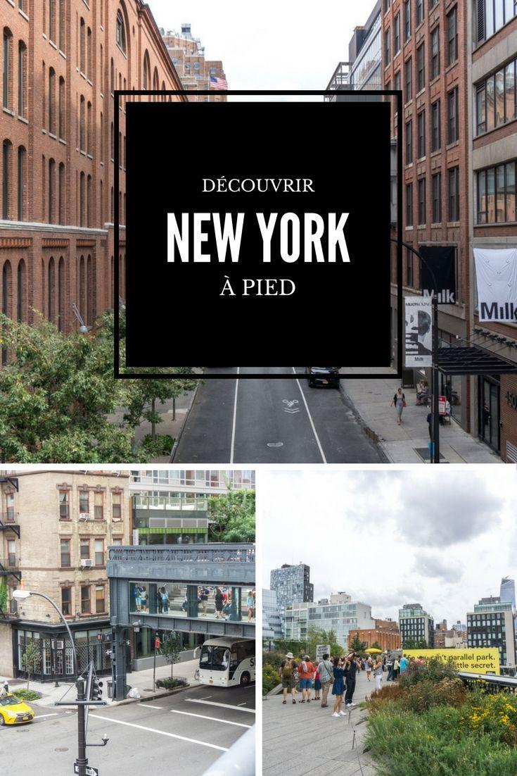 J'ai pris le bus pour New York en me disant que je ne ferais pas de plan et que j'irais au rythme de mes envies. Voilà un programme qui a bien fonctionné : j'ai marché une dizaine de kilomètres dans Manhattan, du Upper West Side au Meatpacking District en passant par Hell's Kitchen et Chelsea sur la Highline. C'est un parcours que je vous recommande! #USA #NewYork #NYC #Découverte #Manhattan #Marche #Exploration #Parcours #Guide