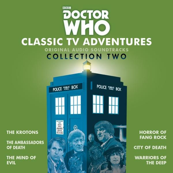Classic TV Adventures - Collection Two
