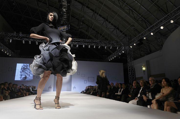 IFA Paris catwalk