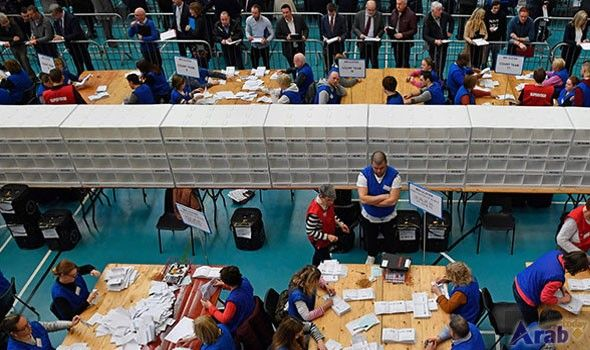 Pro-British Party Wins Northern Ireland's Assembly Elections