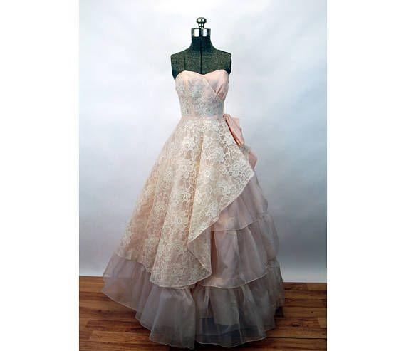 42 best Vintage prom dresses for sale images on Pinterest | Vintage ...