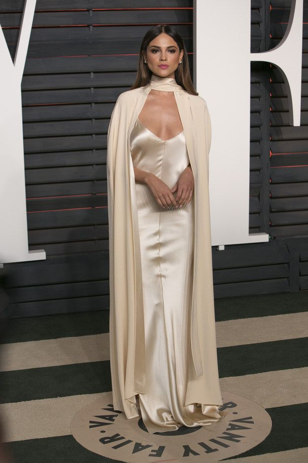 Eliza Gonzalez | 46 Photos That Prove How Amazing Everybody Looked At The Oscars After Parties