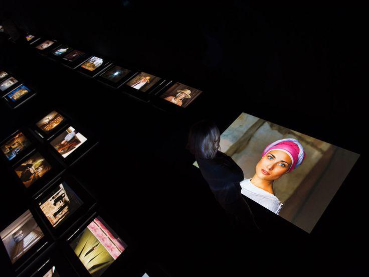 Steve McCurry Photo Exhibition