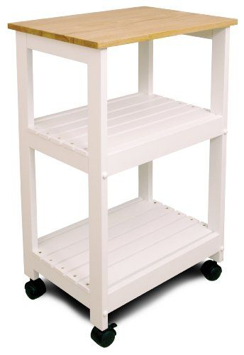 Amazon Com Catskill Craftsmen Utility Kitchen Cart