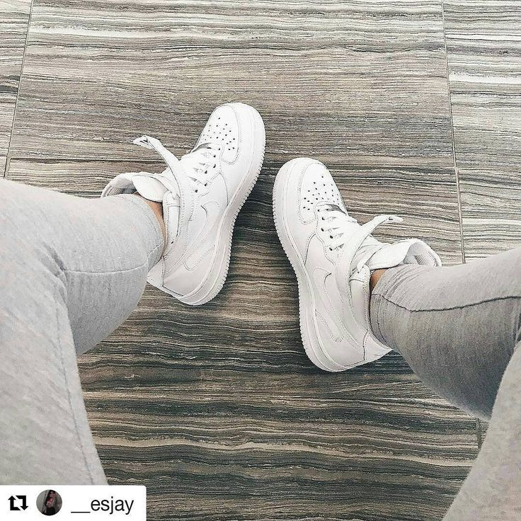 #Repost @__esjay with @repostapp  ・・・  When the weather finally gets nice enough that you can bring out your white kicks without stressing 😅 Use code 'esjay' at @theclosetinc and stock your collection up for spring 👟☀️ #Esjay #TeamCloset #TheClosetInc #NikeWomen #NikeWomens #NikeWoman #WomensNike #WalkLikeHer #WeTheNorth #Sneakerchick #ChicksInKicks #Wdywt #Femalesneakerhead #KicksOnChicks #CanadaGotSole #Wdywt #Toronto #Ontario #Canada #647 #416 #905 #NikeAirForce1Mid #NikeAirForce1…
