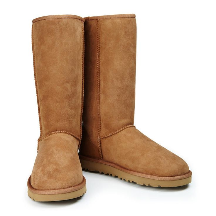 UGG Boot Classic Tall Chestnut  #uggaustalia #uggboots #ugg #boots #wintershoes #fashion #shoes