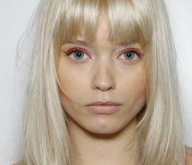abbey lee kershaw, bangs, beautiful, blonde