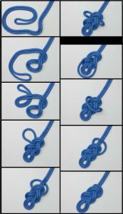 Survival Knots: How to Tie Figure 8 Knots in Rope May 1, 2013 in Bushcraft, Wilderness by Survival Guy
