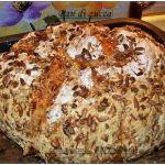 Pane alla Zucca senza glutine (Zucca di Pane)