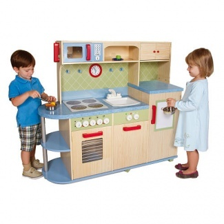 Blue Wooden Play Kitchen 20 best all play kitchens images on pinterest | play kitchens
