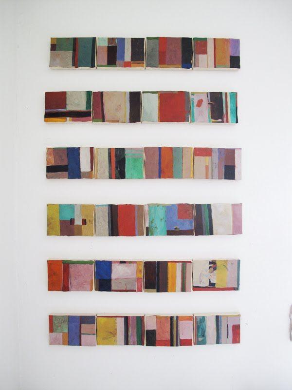 Anne-Sophie Tschiegg: atelier ouvert mai 2011