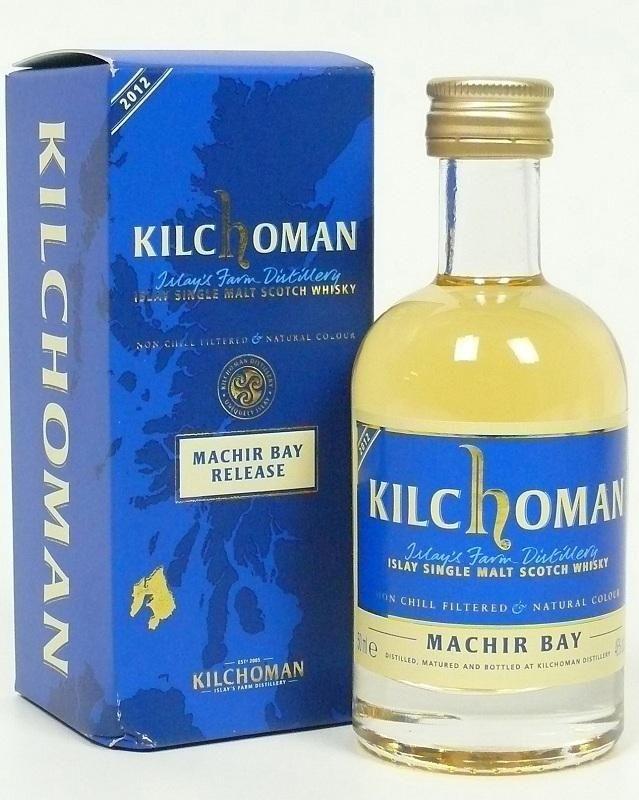 Miniature - Kilchoman Machir Bay 2012