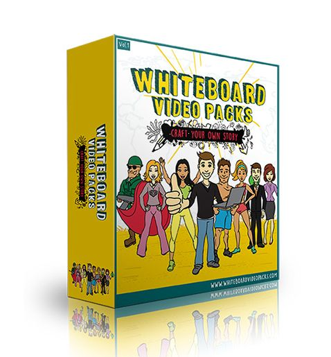 Whiteboard Video Packs is AMAZING Product created by Kayte-Lee & June Ashley. Whiteboard Video Packs is TOP Tool to Craft Your Own Super-Engaging Whiteboard Videos Like a Pro Easily and Quickly Without Hiring Expensive Hand Drawing Artists or Video Animators Ever Again. with Whiteboard Video Packs You Get 6 Amazing Video Packs in 1 Bundle. Whiteboard Video Packs is Super Powerful, Highly Engaging and Does Wonders To Your Conversion Rates! Whiteboard Video Packs can do wonders for your…