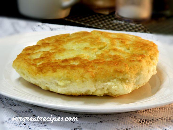 Fried Bannock Recipe I loved having bannock so yummy!