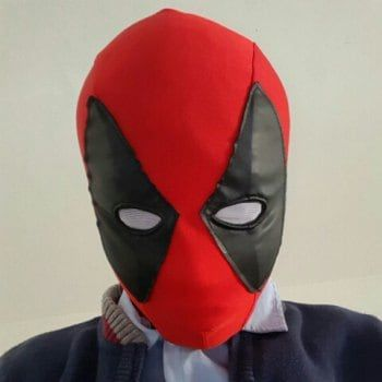 SHARE & Get it FREE | Stylish Movie Deadpool Series Men's Hood HatFor Fashion Lovers only:80,000+ Items·FREE SHIPPING Join Dresslily: Get YOUR $50 NOW!