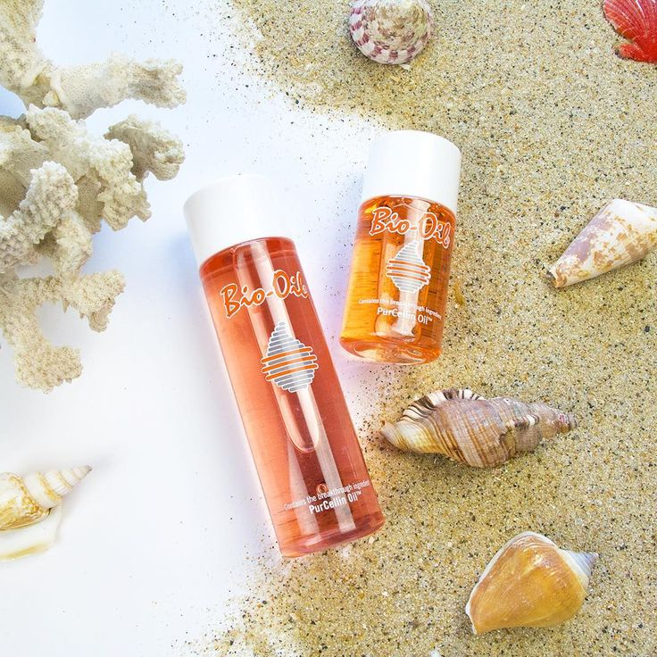 Heading to the beach for the long holiday weekend? Don't forget to pack your Bio-Oil for glowing skin! #holiday #biooil #travel