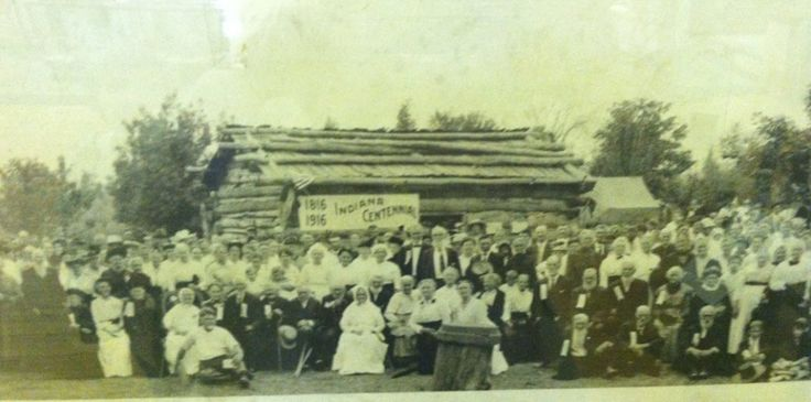 State Centennial Celebration in Grant County Indiana | Marion Indiana