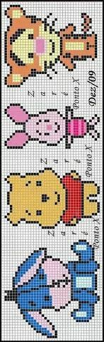 Disney cuties peeled bead patterns