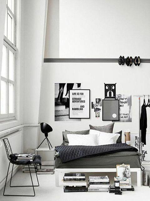 #perfect #room #black&white