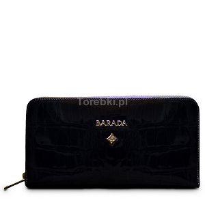 BARADA Skórzany portfel czarny http://torebki.pl/barada-skorzany-portfel-czarny-1741.html