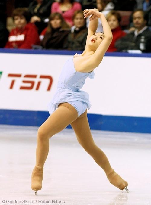 Mirai Nagasu, Grand Prix of Figure Skating, Skate Canada 2011, FS. has always been my fave