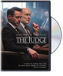 Caratulas de CD y DVD: The Judge (DVD)