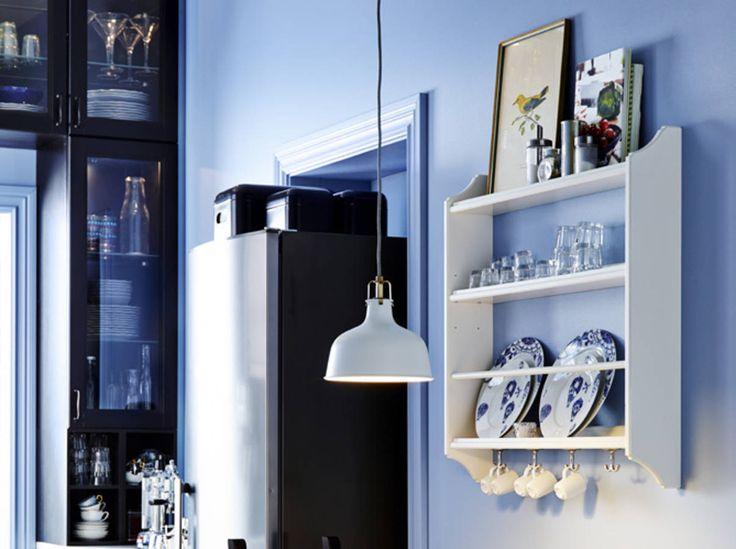 Lambris Salle De Bain Castorama : 17 Best images about déco cuisine on Pinterest  Open shelving