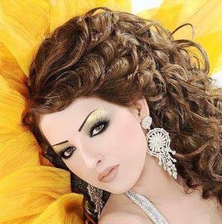 New Hair Style - Pakistani & Indian Dress, Mehndi Design, Makeup, Hair style, Fashion