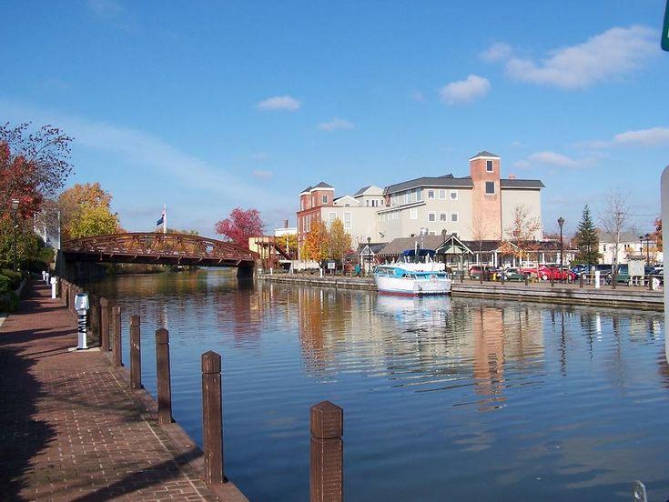 Fairport, Erie Canal: Riding Bikes, House Data, Ny House