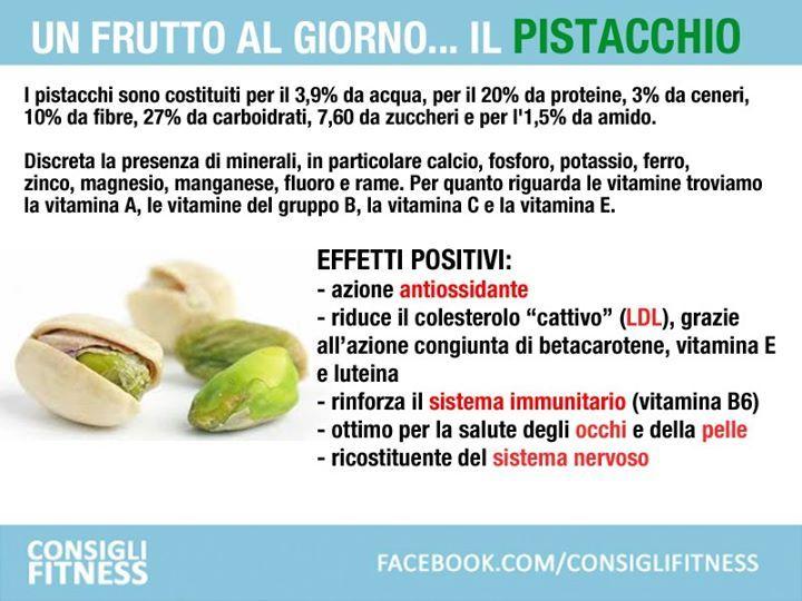Info PISTACCHIO