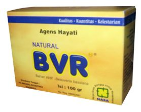 NATURAL BVR (Beuveria Bassiana)