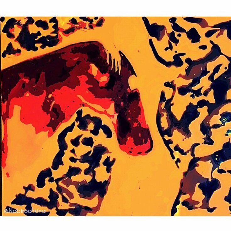 Купание красного коня! Настя Набирочкина. www.nabirochkina.com